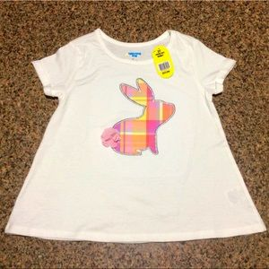 ✅🆕Flare T-shirt with appliqué bunny